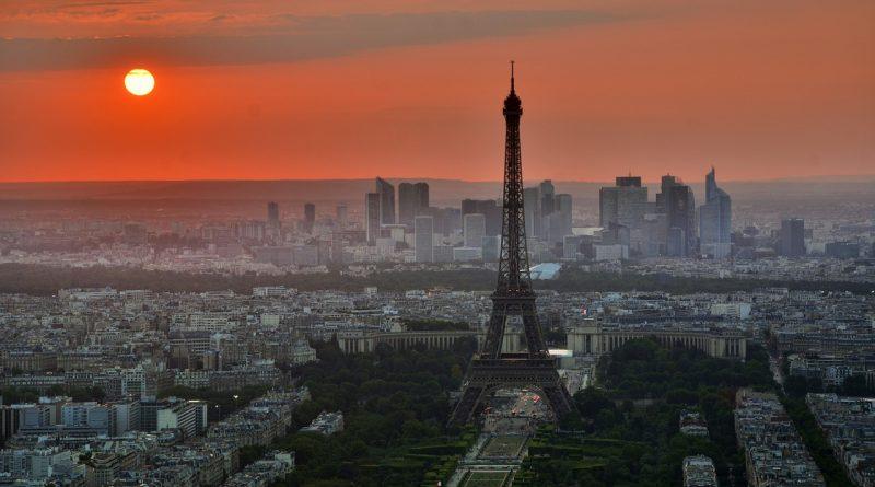 Bild vom Eiffelturm