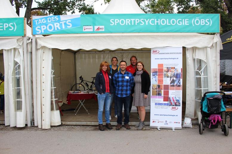 Sportpsycholgen in Österreich