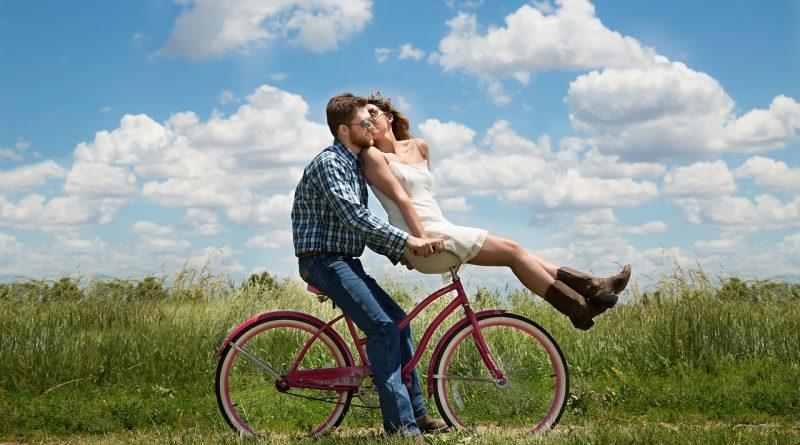 Fahrrad, Geld und Glück