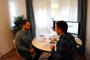 Johannes Lanzinger und Mario Schuster im Dialog