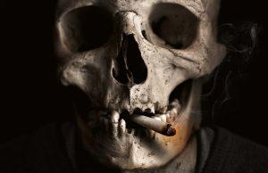 Knochengesicht