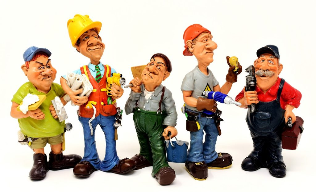 Arbeitszeit Handwerker