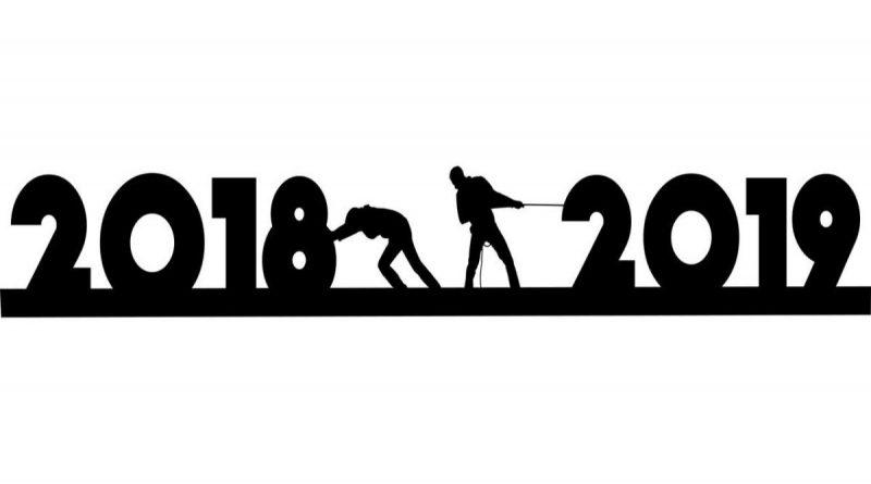Jahresrückblick 2018 beruflicher Hybrid