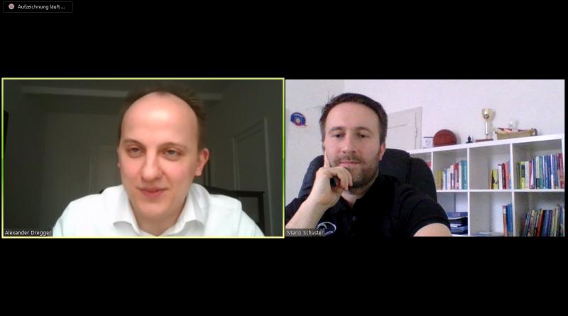 2 tolle Männer im Videointerview zu KI und Corona